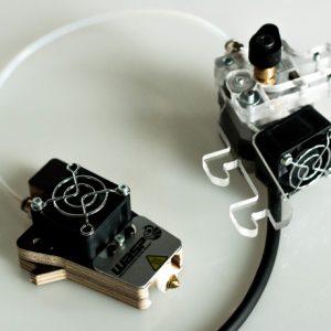 Accessori stampanti 3D serie POWERWASP estrusore e tirafilo 1.75mm