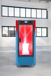Hot & Cold Technology rappresentazione grafica del flusso d'aria e calore